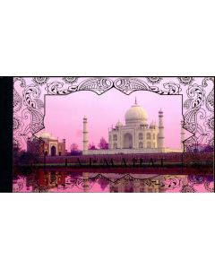 G584 World Heritage Taj Mahal Booklet