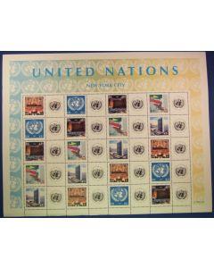 934-938 Personalized Sheet