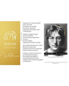 2021 John Lennon Souvenir Sheet - GEN - COMING SOON !
