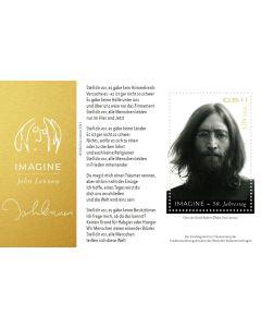 2021 John Lennon Souvenir Sheet - VIE - COMING SOON !