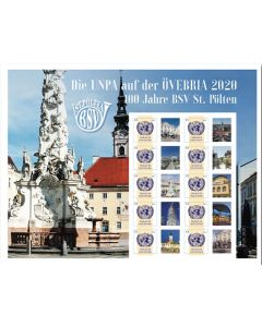 OVERBRIA PERSONALIZED SHEET