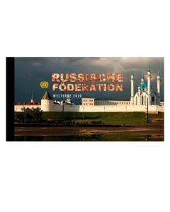 WORLD HERITAGE RUSSIA BOOKLET -VIE