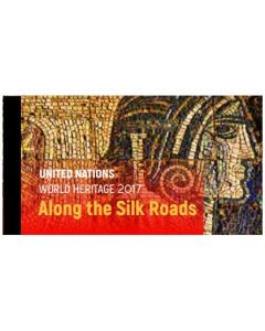 1171 World Heritage - Silk Roads - Booklet