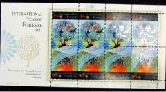 1035-1036 Miniature Sheet of 8