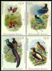 1106-1109 Endangered Species MI4