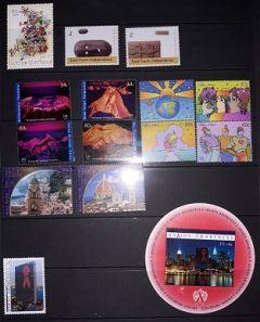 2002 NY Year Set