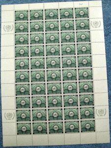 20 Sheet of 50