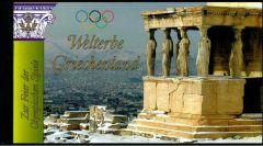 V352 Booklet World Heritage- Greece