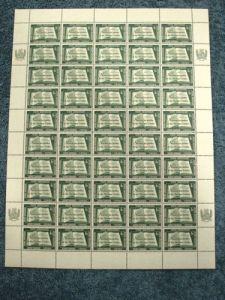 36 Sheet of 50