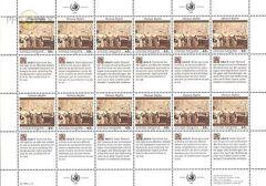 582-583 Human Rights SHeets of 12