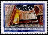 UN 60th Anniversary