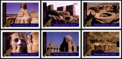 891 a-f World Heritage - Egypt