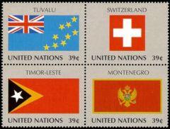 Flags - Tuvalu,Switzerland,Timor-Leste,Montenegro