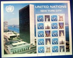 939 Personalized Sheet - NYC Scenes