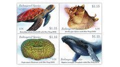 1212-1215 Endangered Species MI4