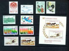1985 Geneva Year Set