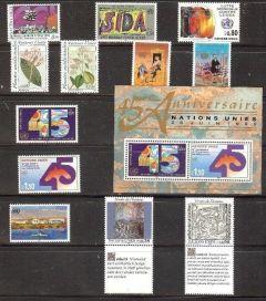 1990 Geneva Year Set