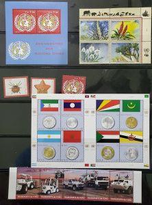 2010 Geneva Year Set