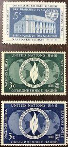 1952 NY Year Set
