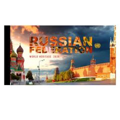 WORLD HERITAGE RUSSIA BOOKLET -NY