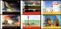 WORLD HERITAGE RUSSIA BOOKLET SINGLES-NY