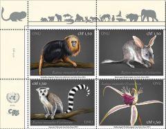 2021 Endangered Species (4) MI4- GEN