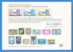 UN 11 Souvenir Card