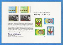 UN 12 Souvenir Card