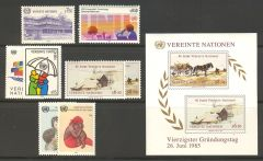 1985 Vienna Year Set