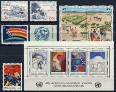 1986 Vienna Year Set